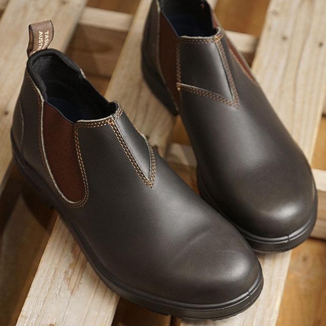【月間優良ショップ】【日本限定】ブランドストーン Blundstone BS1610 ローカット サイドゴア LO-CUT SIDE GORE メンズ レディース スリッポン サイドゴアブーツ 靴 スタウトブラウン ブラウン系 (BS1610050 )