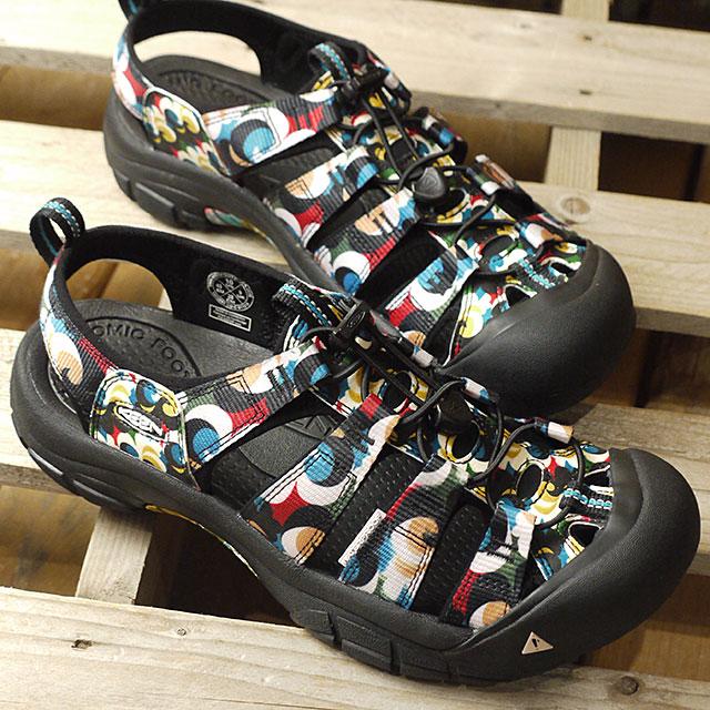 【即納】キーン KEEN メンズ ニューポート エイチツー MEN NEWPORT H2 サンダル 靴 Piece Of Peace (1020289 SS19)