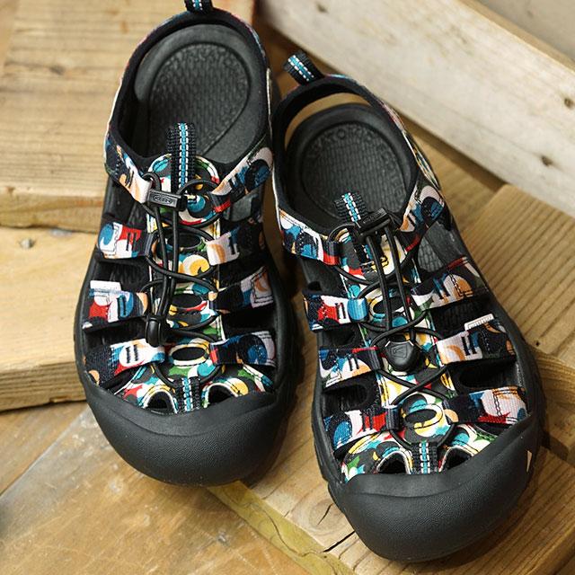 【即納】キーン KEEN レディース ニューポート エイチツー WOMEN NEWPORT H2 サンダル 靴 Piece Of Peace (1020308 SS19)
