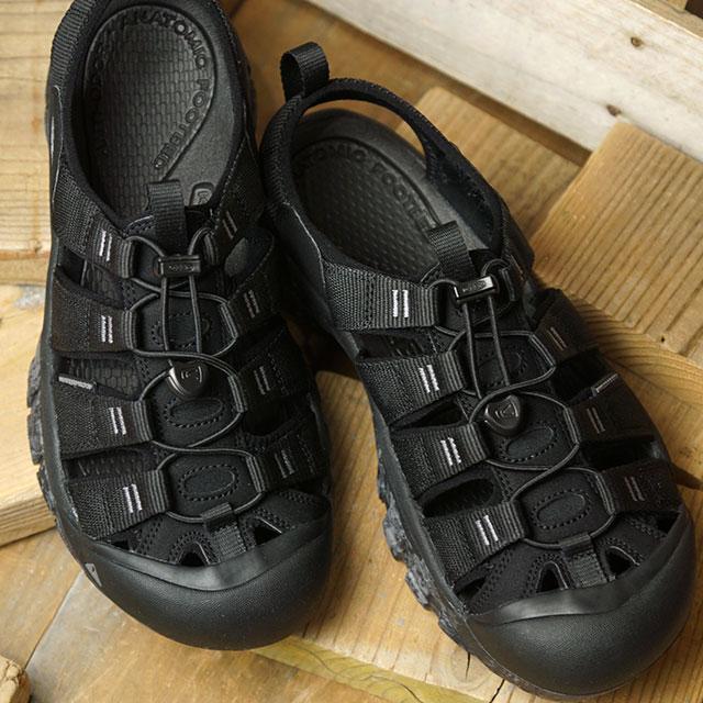 【即納】キーン KEEN メンズ ニューポート エイチツー MEN NEWPORT H2 サンダル 靴 Black/Swirl Outsole (1020285 SS19)
