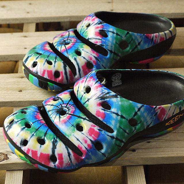 【12/31 14時まで!ポイント5倍】キーン KEEN メンズ ヨギ アーツ MEN YOGUI ARTS サンダル 靴 Dye Spiral 11 (1020293 SS19)