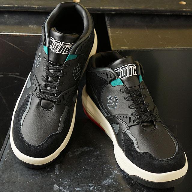 【限定モデル】コンバース CONVERSE MXウェーブ EW MXWAVE EW メンズ ダッドスニーカー 靴 ブラック (32766201 SS19)