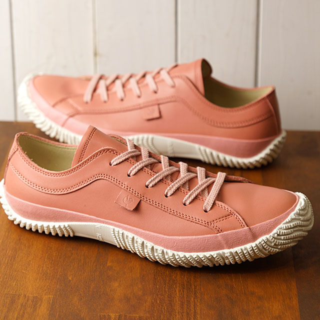 55f5607710 Cow leather SPM-101 レディーススピングルムーヴスニーカー shoes Pink (SPM101-13 SS19) made in  スピングルムーブ SPINGLE MOVE Japan