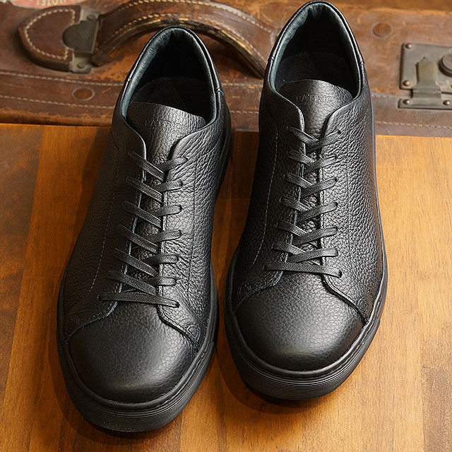 【返品送料無料】パトリック PATRICK ピクス2 PISCU II メンズ レディース 日本製 スニーカー 靴 ブラック系 BLK (529071 SS19)