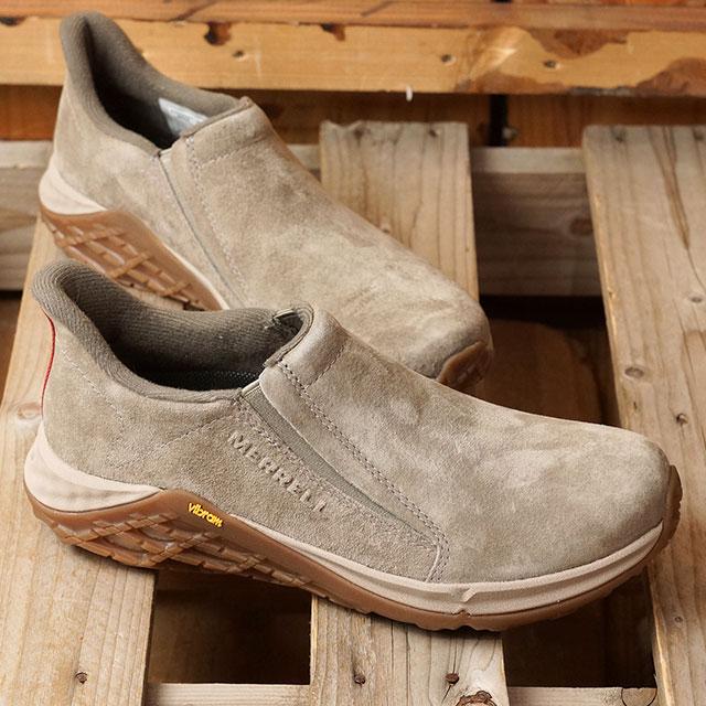 【月間優良ショップ】【サイズ交換無料】メレル MERRELL レディース ジャングルモック2.0 WMS JUNGLE MOC 2.0 スリッポン カジュアル コンフォート スニーカー 靴 BRINDLE ベージュ系 (90628 SS19)