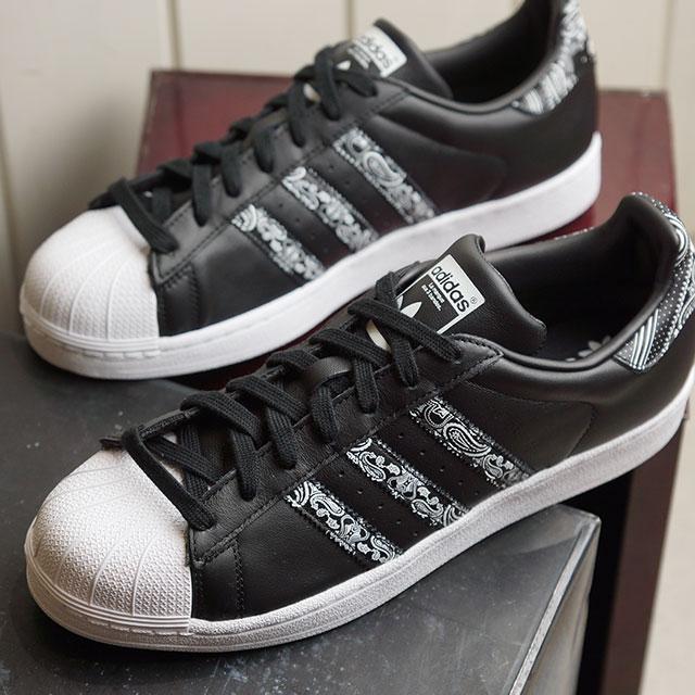 Adidas originals adidas Originals superstar SUPERSTAR men gap Dis sneakers shoes C black R white black system (BTO45BD7430 SS19Q2)