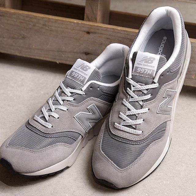 【即納】ニューバランス newbalance CM997H CA メンズ レディース スニーカー 靴 MARBLEHEAD グレー系 (CM997HCA SS19)