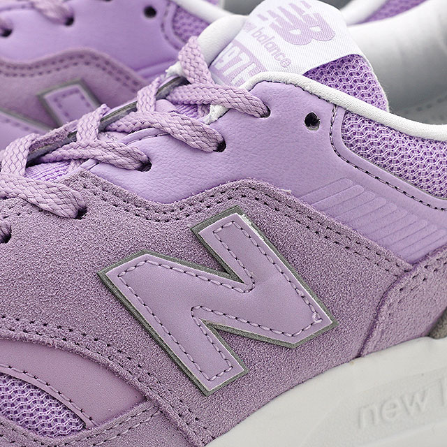 f9924577 New Balance newbalance CW997H CC Lady's sneakers shoes VIOLET GLO purple  system (CW997HCC SS19)