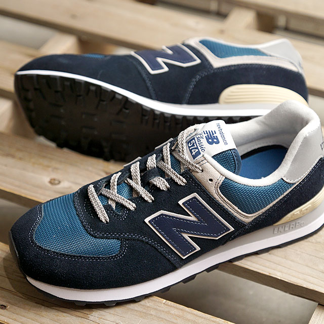 elegante en estilo predominante el mejor SHOETIME: New Balance newbalance ML574 ESS men gap Dis sneakers ...