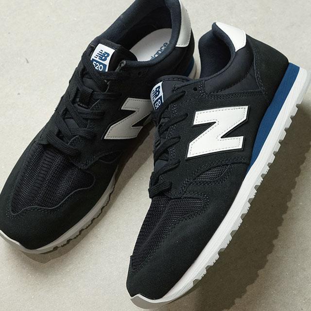na wyprzedaży sklep nowy wygląd New Balance newbalance U520 GF men gap Dis sneakers shoes BLACK black  system (U520GF SS19)
