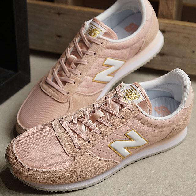 ニューバランス newbalance WL220 TPA レディース スニーカー 靴 MINERAL PINK ピンク系 (WL220TPA SS19)【ts】