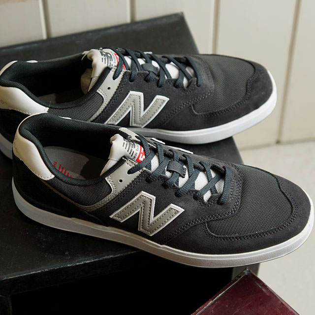 【即納】ニューバランス newbalance AM574 BKR メンズ レディース スニーカー 靴 BLACK ブラック系 (AM574BKR SS19)