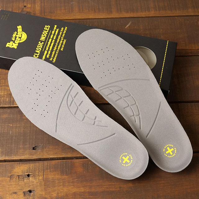 best loved good looking new concept Doctor Martin Dr.Martens classical music insole CLASSIC INSOLE men Lady's  insole foot Bet (AC024001)