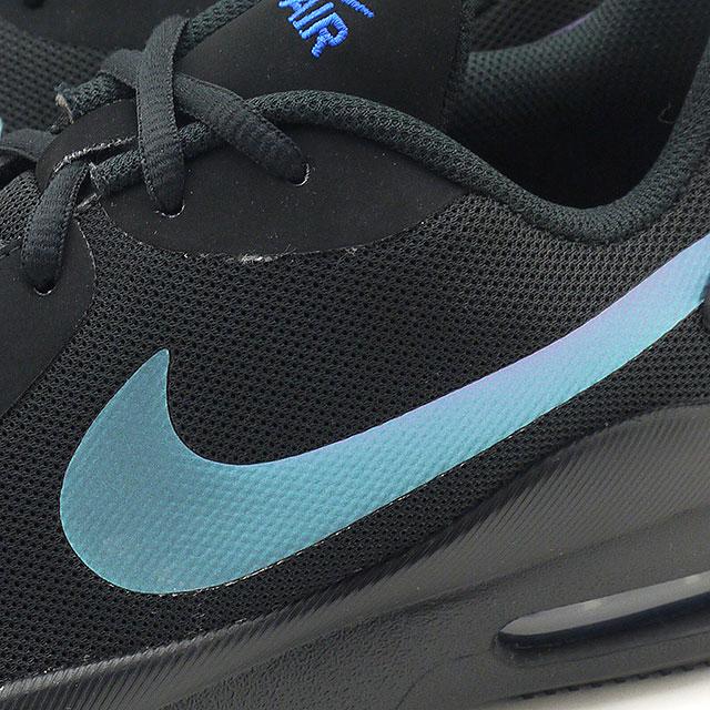 buy popular 10f2f 5e90f Nike NIKE Air Max light AIR MAX RAITO men sneakers shoes black   black    racer blue (AQ2235-001 SS19)