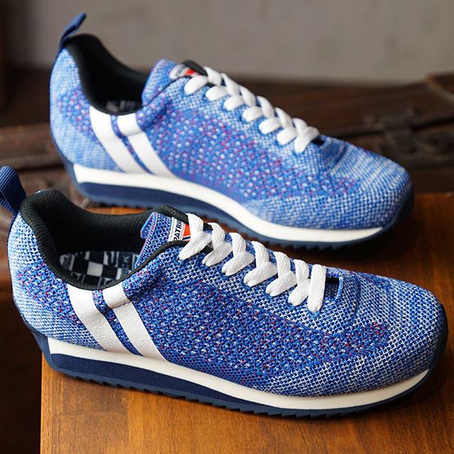 【返品送料無料】パトリック PATRICK マラジー MARASY メンズ レディース 日本製 スニーカー 靴 ブルー系 SKY (530036 SS19)