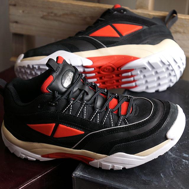 【即納】グラビス gravis クイン QUINN メンズ レディース スニーカー 靴 BLACK/WHT/RED イエロー系 (05080 SS19)