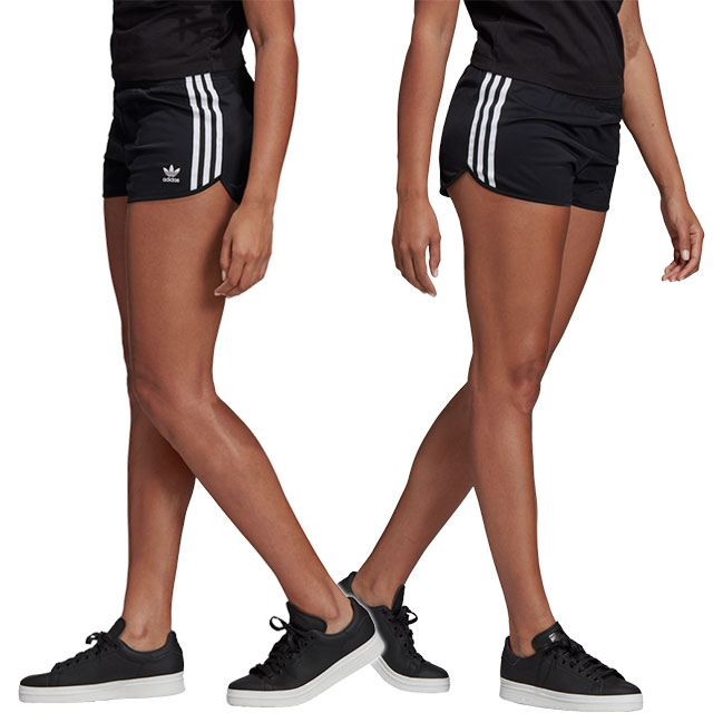 adidas 3 stripes short
