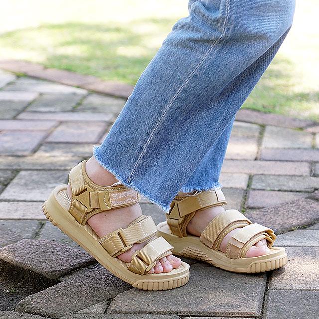 SHAKA シャカ サンダル ネオ バンジー NEO BUNGY メンズ・レディース ストラップ アウトドア 靴 BEIGE ベD9IH2WE