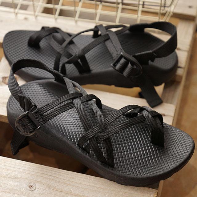 チャコ Chaco レディース ゼットクラウド X2 WMS ZCLOUD X2 クロスストラップ サンダル スポーツサンダル 靴 SOLIDBLACK ブラック系 (J107320 SS19)