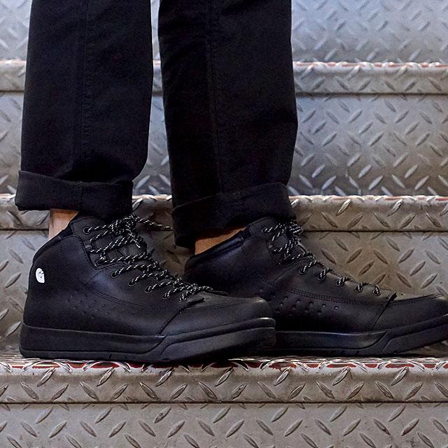 【月間優良ショップ】グラビス gravis ターマック ハイカット ウォータープルーフ TARMAC HC WP メンズ レディース 防水 スニーカー 靴 BLACK/MONO ブラック系 (05061 SS19)