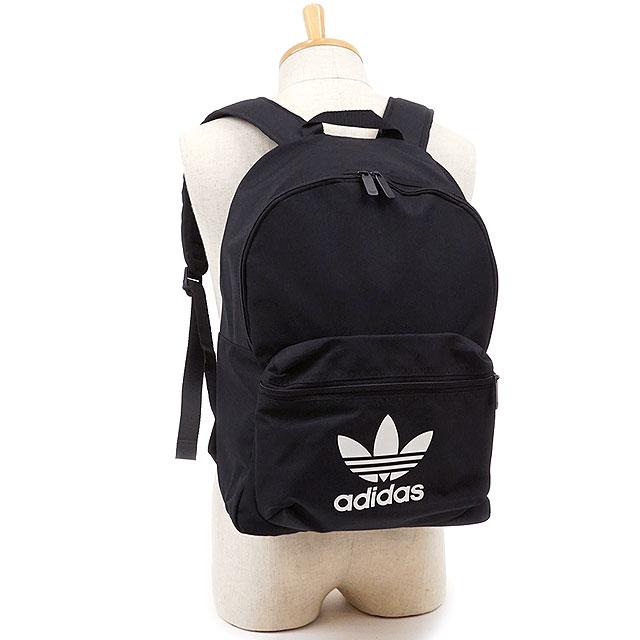 Adidas originals adidas Originals AC classical music backpack AC CLASSIC BACKPACK men gap Dis rucksack day pack commuting attending school bag bag
