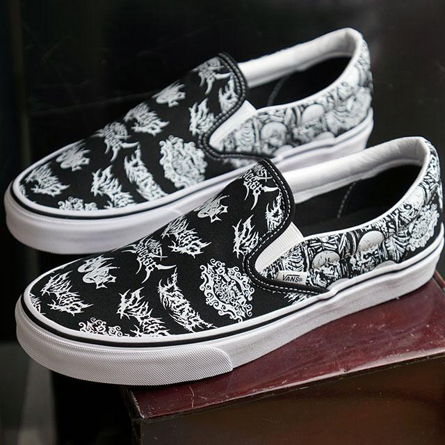 vans chaussure motif