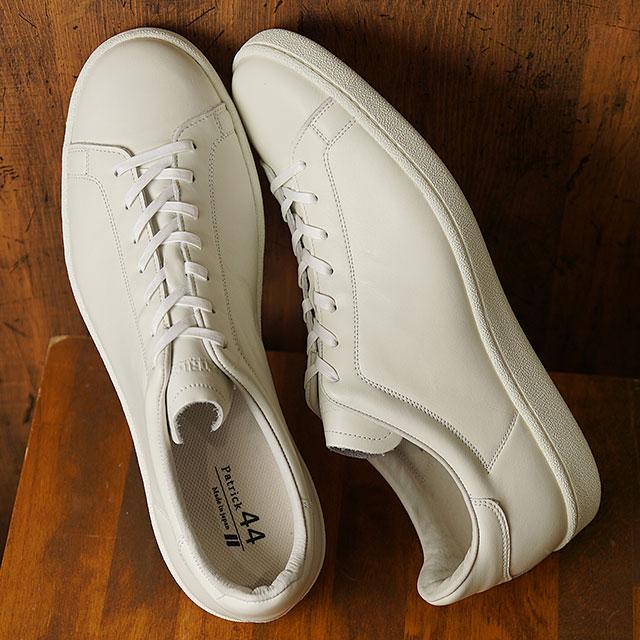 【返品送料無料】パトリック PATRICK スニーカー パンチ・ウォータープルーフ PUNCH-WP メンズ・レディース 日本製 靴 WHT ホワイト系 (719580 FW19)
