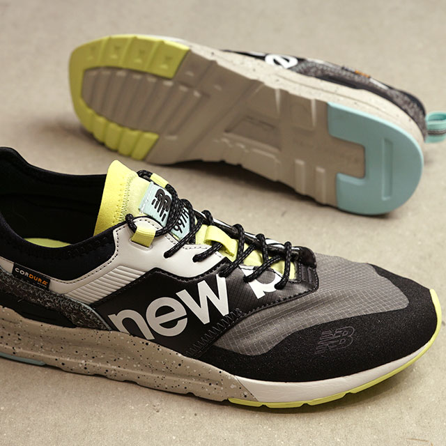 ニューバランス newbalance CMT997H メンズ・レディース スニーカー 靴 BLACK ブラック系 (CMT997HD SS20)【ts】【e】