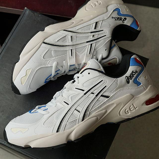 アシックス スポーツスタイル ASICS SportStyle スニーカー ゲルカヤノ5 OG GEL-KAYANO 5 OG (1021A280-100 SS20) メンズ ローカット 靴 アシックスタイガー asicsTIger WHITE/WHITE ホワイト系【ts】