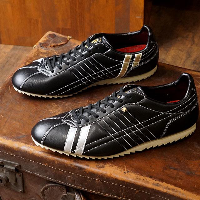 【返品送料無料】パトリック PATRICK スニーカー シュリー SULLY (262001 SS20) メンズ・レディース 日本製 靴 B/SG ブラック系