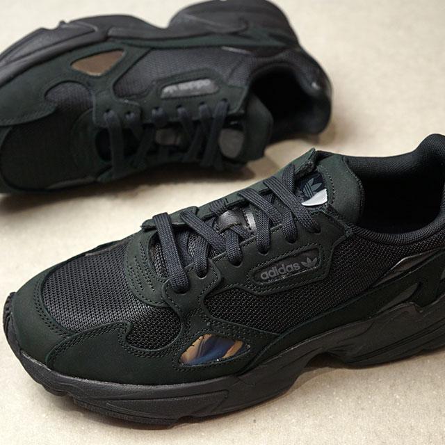 アディダス オリジナルス adidas Originals スニーカー ファルコン ウィメンズ FALCON W (G26880 SS20) レディース ローカットシューズ 靴 コアブラック/コアブラック ブラック系【ts】【e】