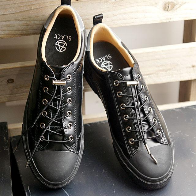 【月間優良ショップ】スラック フットウェア SLACK FOOTWEAR クルード GL CLUDE GL メンズ・レディース スニーカー 靴 BLACK/BLACK ブラック系 (SL1705-003 SS20)