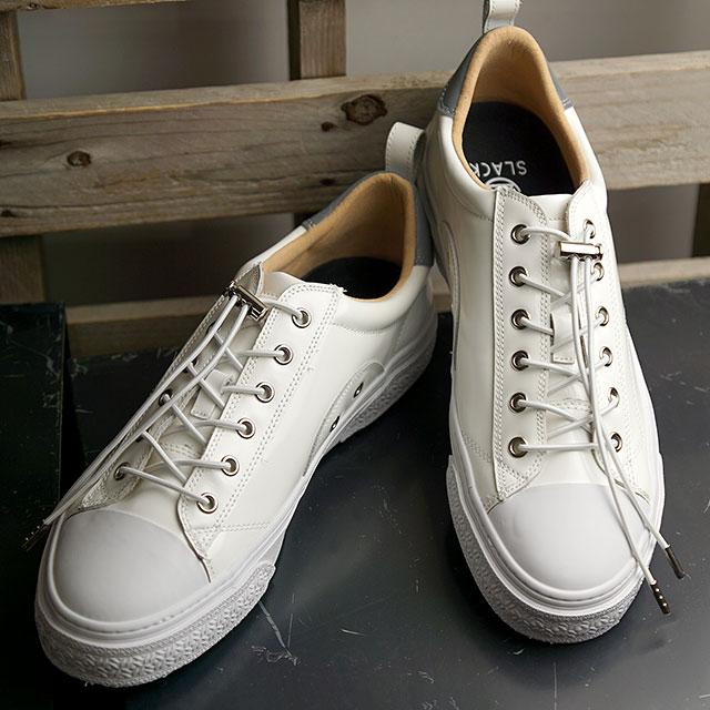 【月間優良ショップ】スラック フットウェア SLACK FOOTWEAR クルード GL CLUDE GL メンズ・レディース スニーカー 靴 WHITE/WHITE ホワイト系 (SL1705-102 SS20)