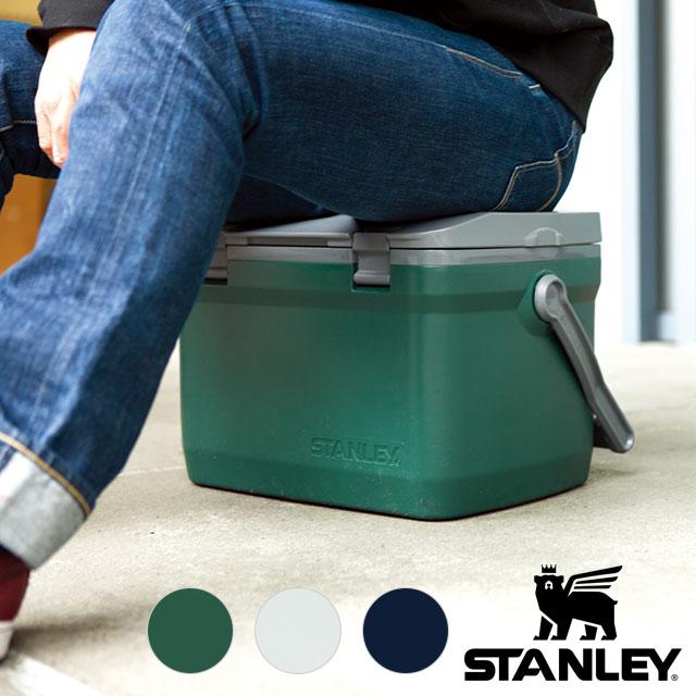 スタンレー STANLEY クーラーボックス 15.1L 本格派 抜群の保冷力 アウトドア キャンプ レジャー イベント (01623 FW19)