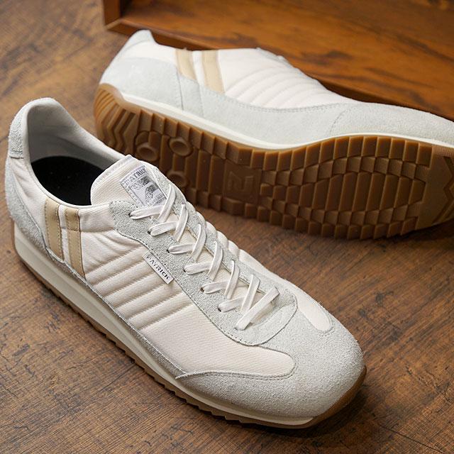 【月間優良ショップ】【返品送料無料】パトリック PATRICK スニーカー ヘブンリー・マラソン HEAVENLY-M (502090 SS20) メンズ・レディース MARATHON 日本製 靴 WHT ホワイト系