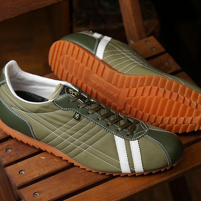 【月間優良ショップ】【返品送料無料】パトリック PATRICK スニーカー シュリー・ギャバ SULLY-GB (502188 SS20) メンズ・レディース 撥水 日本製 靴 KKI カーキ系