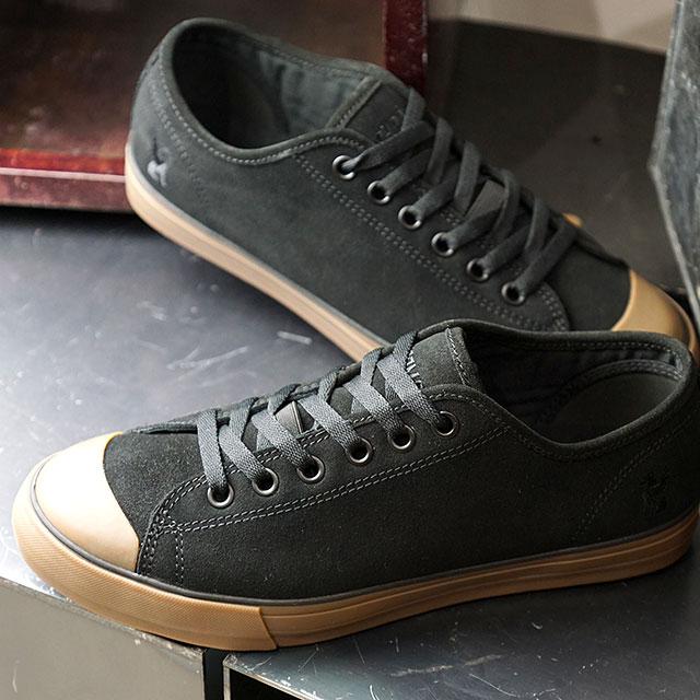 クローム CHROME メンズ クルスク KURSK 自転車 防滑 スニーカー 靴 BLACK/GUM SUEDE ブラック系 (FW167BGSD0 SS20)