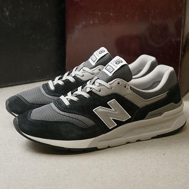 【月間優良ショップ】ニューバランス newbalance CM997H メンズ・レディース スニーカー 靴 BLACK/GRAY ブラック系 (CM997HBK SS20)【ts】