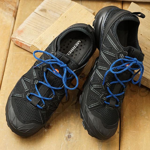 メレル MERRELL ウォーターシューズ チョップロック M CHOPROCK (033531 SS20) メンズ アウトドア スニーカー 靴 BLACK/COBALT ブラック系【e】【ts】