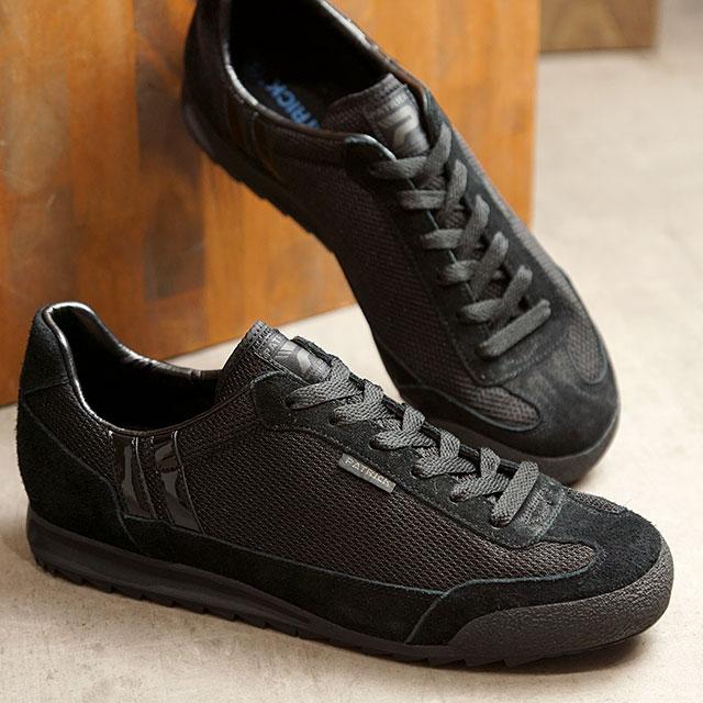 【月間優良ショップ】【返品送料無料】パトリック PATRICK スニーカー ブロンクス BRONX (2001-J SS20) メンズ・レディース 日本製 靴 NOIR ブラック系