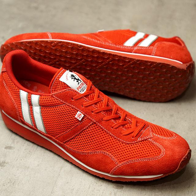 【返品送料無料】パトリック PATRICK スニーカー クール・スタジアム C-STADIUM (272007 SS20) メンズ・レディース 日本製 靴 RGE レッド系