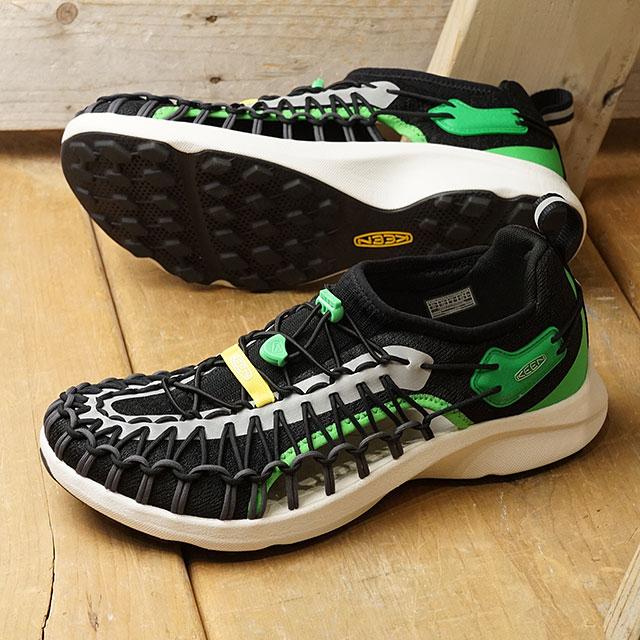 【限定】KEEN キーン スニーカー ユニーク スニーク M UNEEK SNK (1022378 SS20) メンズ アウトドアシューズ 靴 B.E.A.R. Green グリーン系