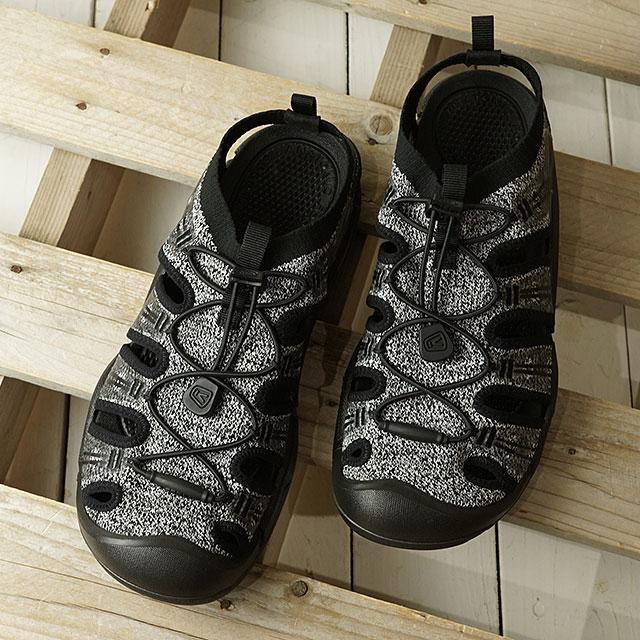 【月間優良ショップ】KEEN キーン サンダル エヴォフィット ワン M EVOFIT 1 (1022316 SS20) メンズ アウトドア ウォーターシューズ 靴 Mix Gray/Black グレー系