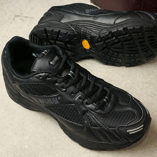 マグナム MAGNUM スニーカー マグナム UST MAGNUM U.S.T (53240266 SS20) メンズ ミリタリーシューズ 復刻 靴 BLACK ブラック系