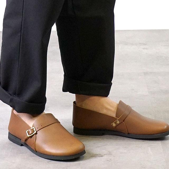 児島シューメーカーズ KOJIMA SHOE MAKERS 国産 オイルレザーシューズ ディーン DEAN (KSM-02 SS20) メンズ 日本製 モンクストラップ オックスフォード 靴 ブラウン ブラウン系