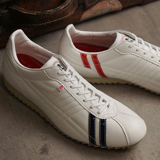 【返品送料無料】パトリック PATRICK スニーカー シュリー SULLY (262000 SS20) メンズ・レディース 日本製 靴 W/NR ホワイト系