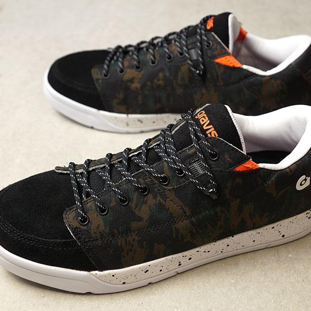 グラビス gravis ターマック JP カモ TARMAC JP CAMO メンズ・レディース スニーカー 靴 BLACK/CAMO ブラック系 (05025 SS20)
