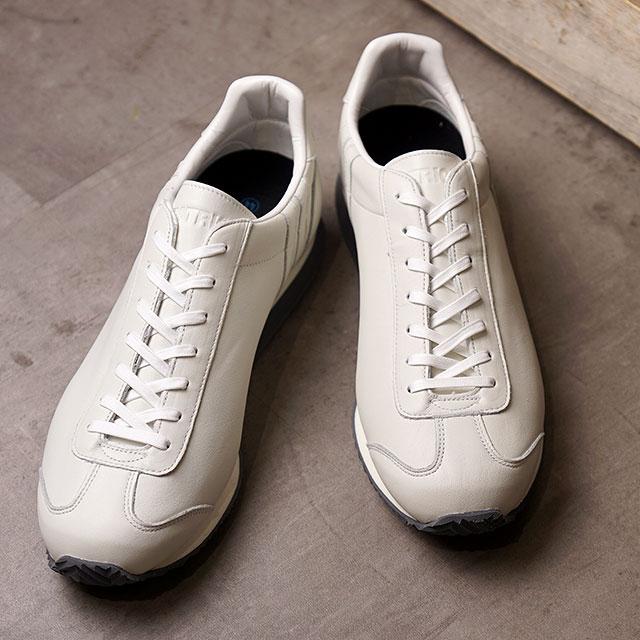 【返品送料無料】パトリック PATRICK スニーカー ネバダ・ウォータープルーフ NEVADA-WP (530720 SS20Q2) メンズ・レディース 日本製 靴 WHT ホワイト系