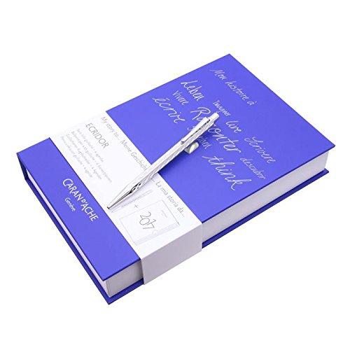 CARAN d'ACHE/カランダッシュ クリスマスコレクション2016 エクリドール インフィニットBPセット 0890386-00914