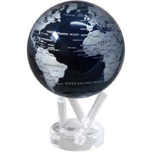 ★MOVA Globe ムーバグローブ11cm★半永久的にゆっくり 回り続ける不思議な地球儀☆Antiqued Beige/ベージュ☆MG45SBE